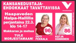 Haapavesi 22.3.